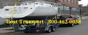 Sailboat Transport