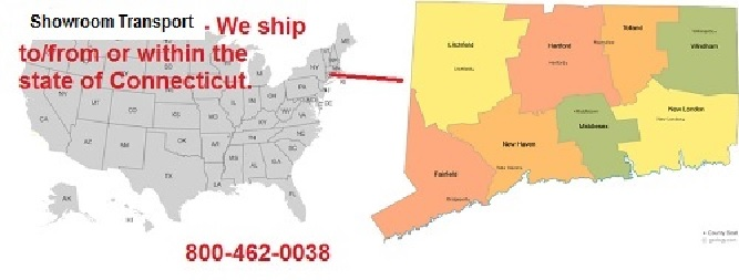 Connecticut Boat Shipping