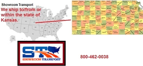 Kansas Boat Transport - Free Boat Shipping Quotes  800-462-0038
