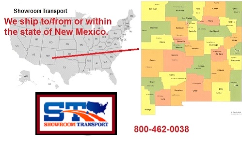 New Mexico Boat Shipping